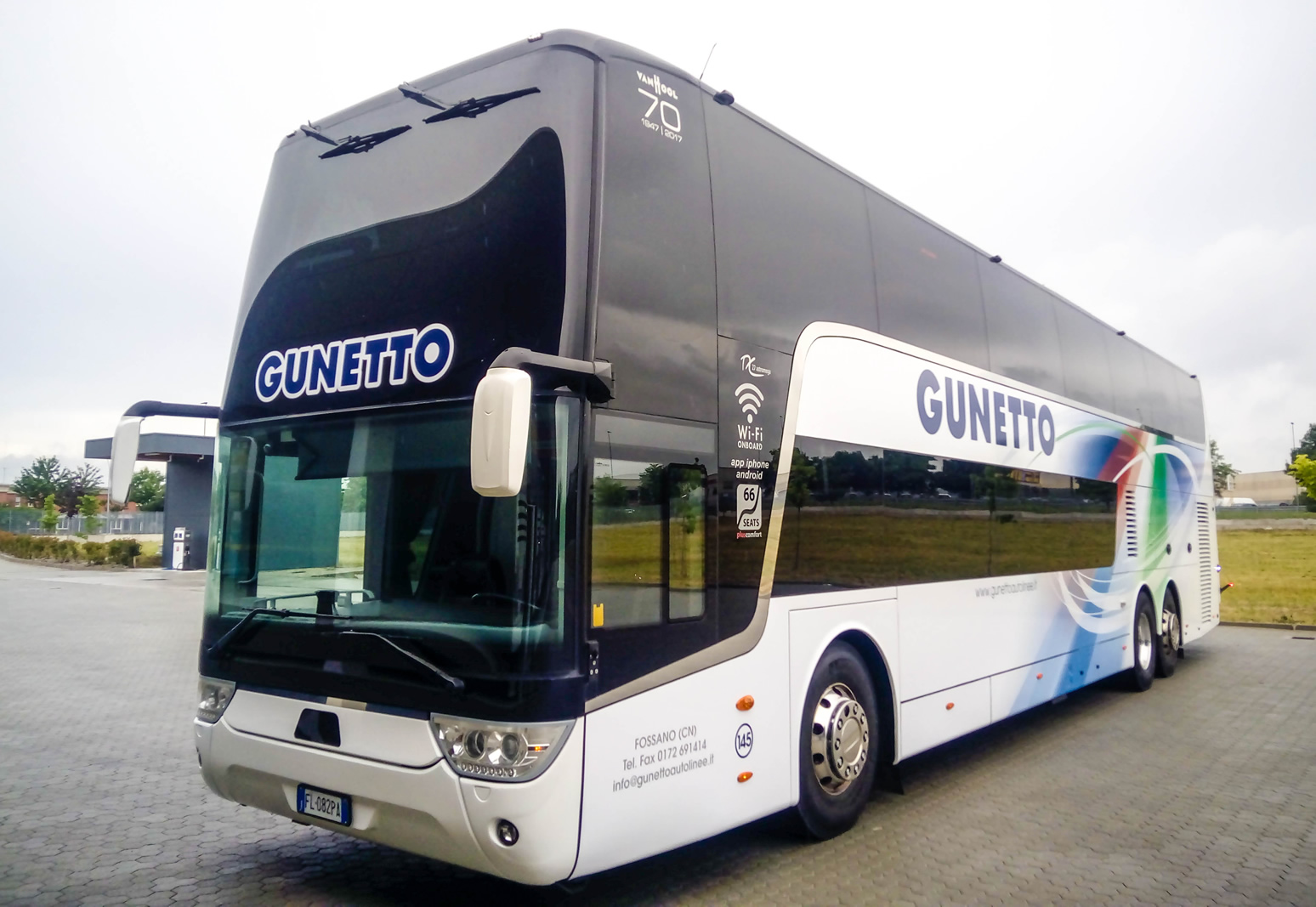 VANHOOL NV92XL