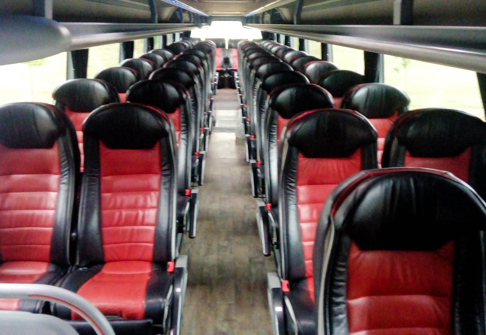 Gunetto Autolinee s.r.l. - Noleggio Autobus - Vanhool ...